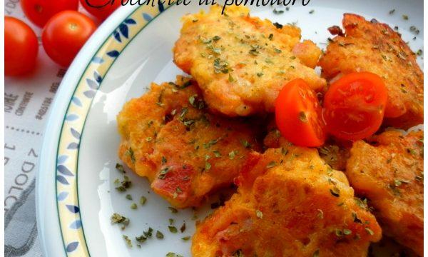 Crocchette di pomodoro