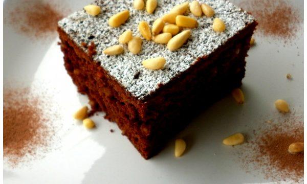 Torta caprese senza glutine