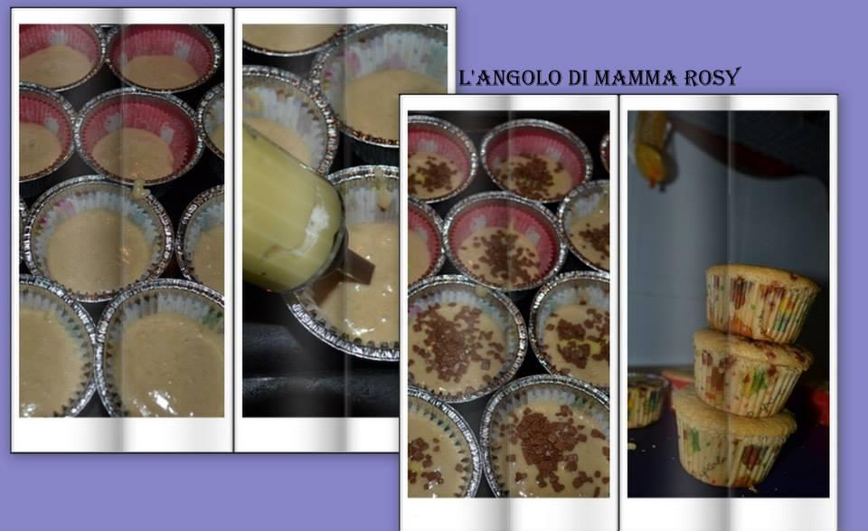 muffin arancia cannella