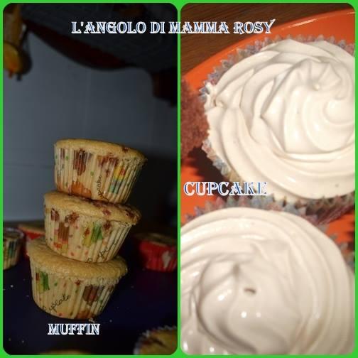 Muffine e Cup cake