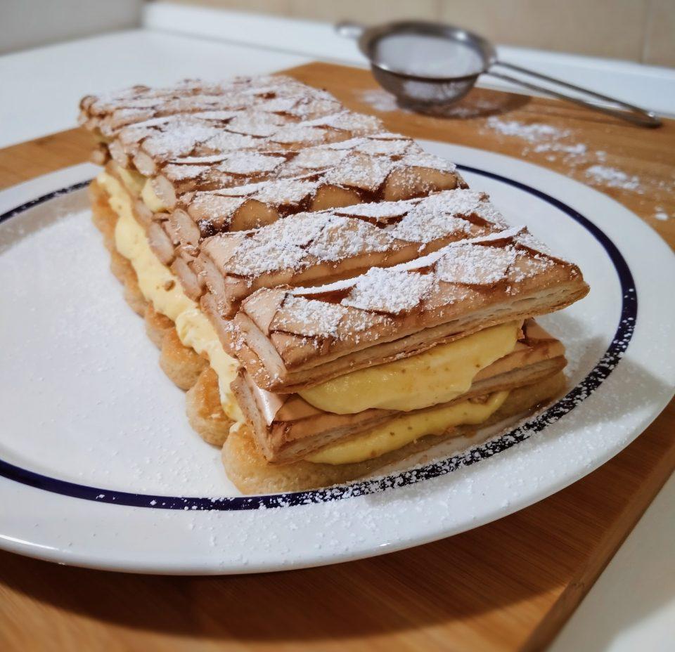 torta di sfogliatine