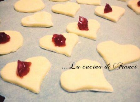 Biscotti dal cuore morbido (senza glutine)