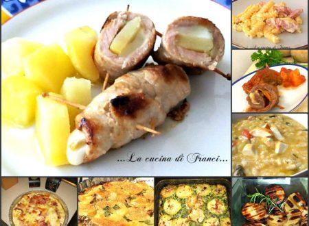 Le patate,raccolta di ricette veloci ed economiche