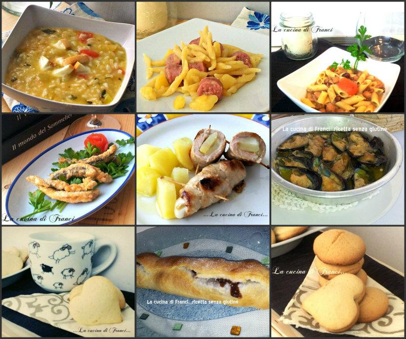 collage la cucina di Franci