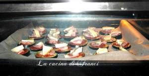 Finte pizzette di melanzane senza glutine