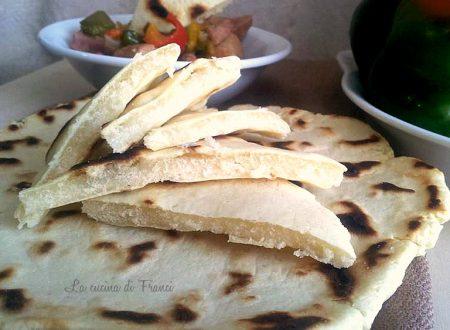 Pane veloce in padella senza glutine senza lievito
