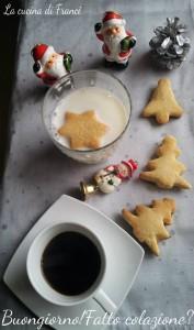 Biscotti cannella e zenzero senza glutine