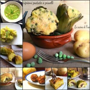 Una raccolta di ricette con un ingrediente base:La patata