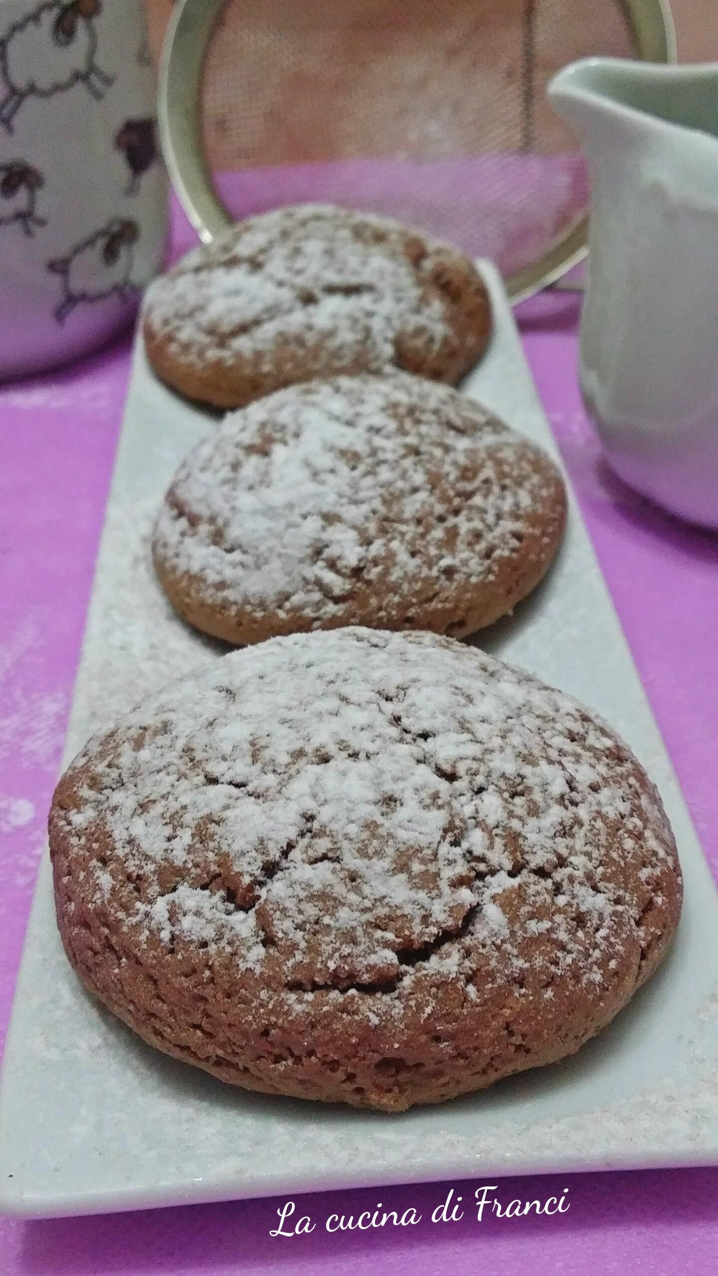 Biscotti alla Nutella veloci 2