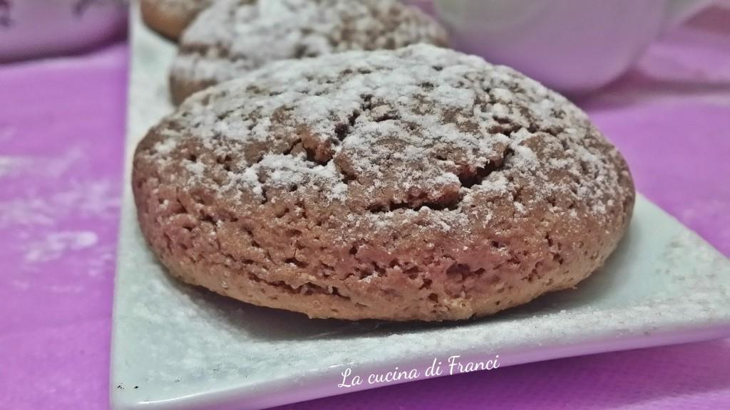 Biscotti alla Nutella veloci 3