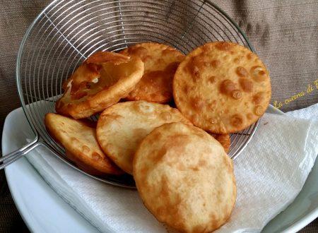 Pucce fritte pugliesi senza glutine