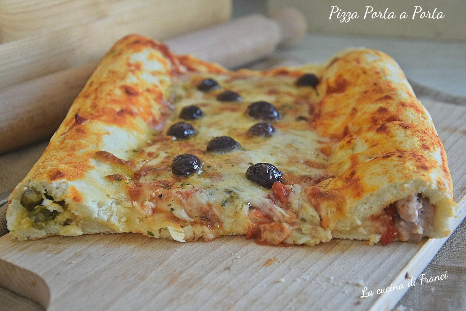 Pizza porta a porta