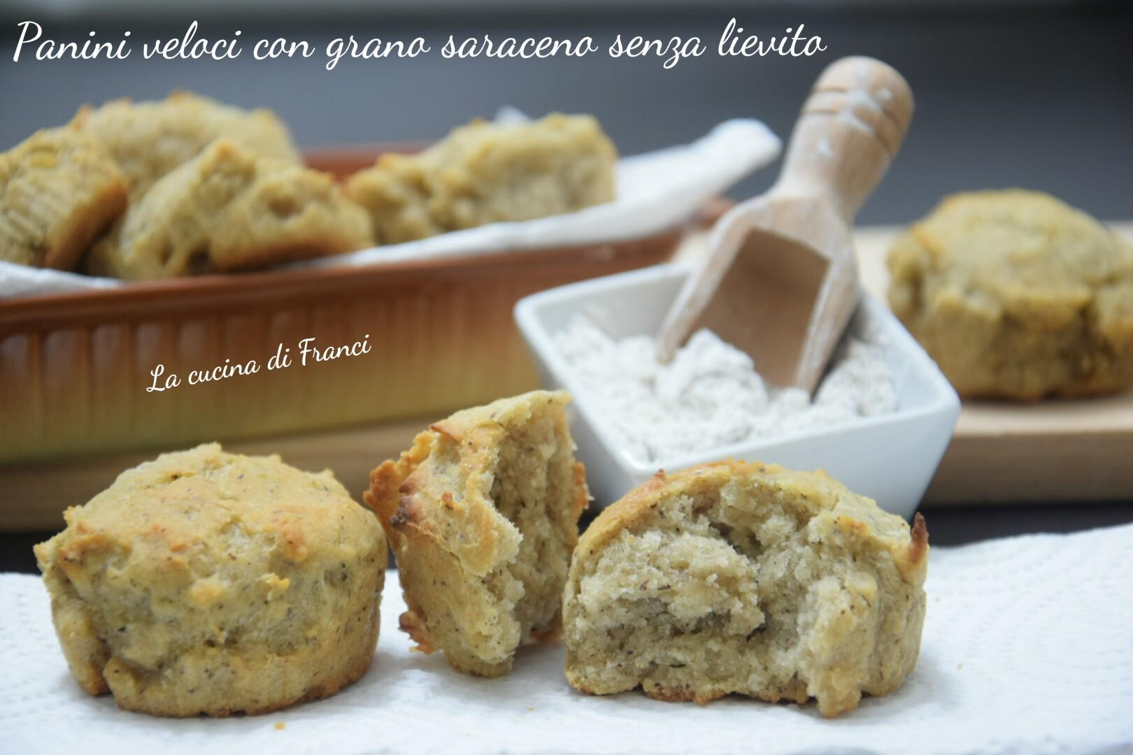 Molto Ricette con farine Senzaltro senza glutine | La cucina di Franci XF41