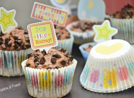 Muffin al cioccolato senza glutine e lattosio