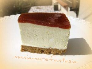 Cheesecake fredda senza cottura… il re dei dolci estivi!