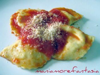 Ravioli alla napoletana… a modo mio!