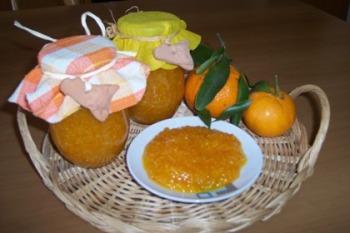 Un regalo di stagione: la marmellata di mandarini