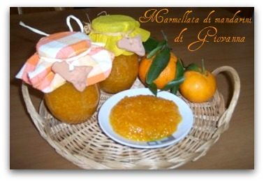 Marmellata di mandarini facilissima!