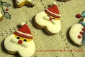 Biscotti natalizi decorati...