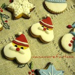 biscotti natalizi decorati