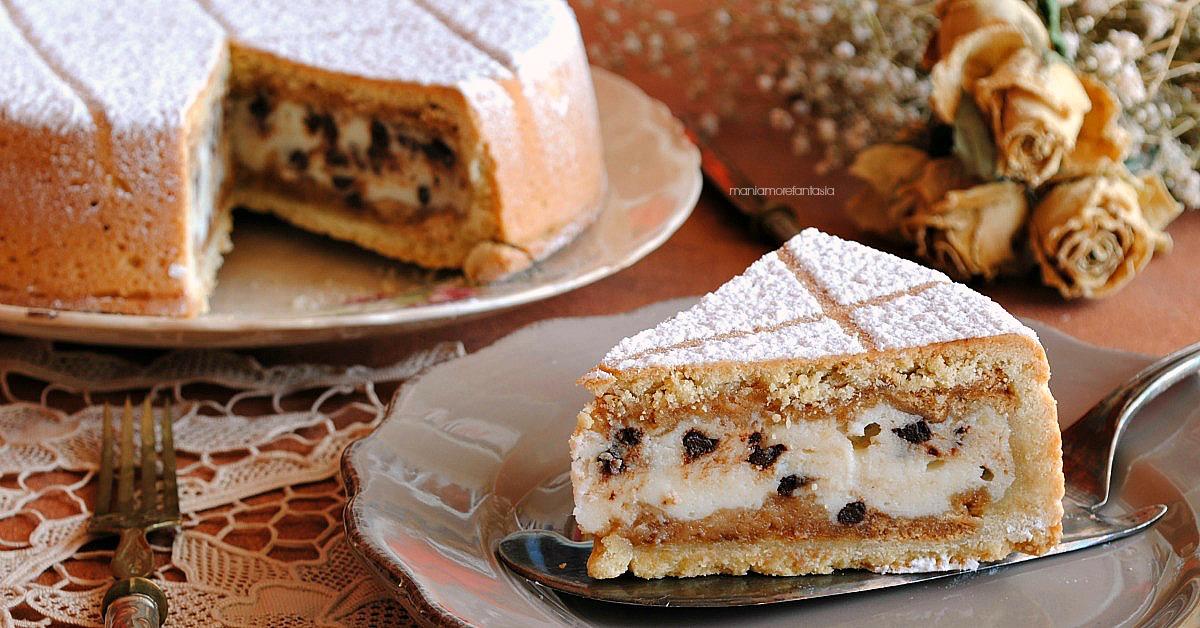 Cassata al forno ricetta siciliana originale dolce di - Forno microonde e tradizionale insieme ...