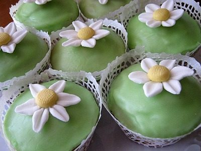 Cupcake di ricotta e fragole… o muffin?