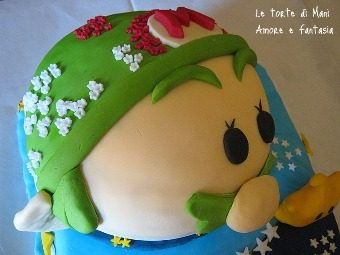 Torta Super Mario Galaxy!