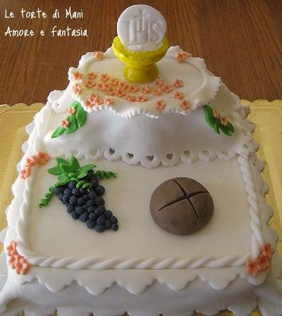 torta prima comunione torta decorata prima comunione