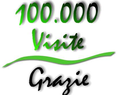 100.000 GRAZIE…..