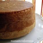 Molly cake! (Pan di spagna alla panna)