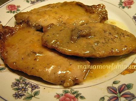 larista di maiale tagliata a fettine pu rivelarsi una risorsa per quelle volta che andate di fretta e non fate in tempo a cuocere la carne nel modo