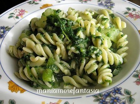 Pasta con la borragine ricette borragine borragine e for Ricette con la pasta