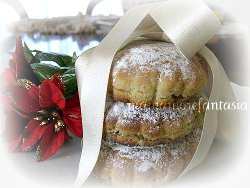 biscotti natalizi alle mandorle