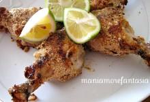 Pollo al limone… al forno