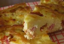 Torta salata svuotafrigo