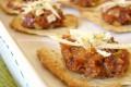 Lo sfincione in un boccone... Ricetta patè di sfincione siciliano