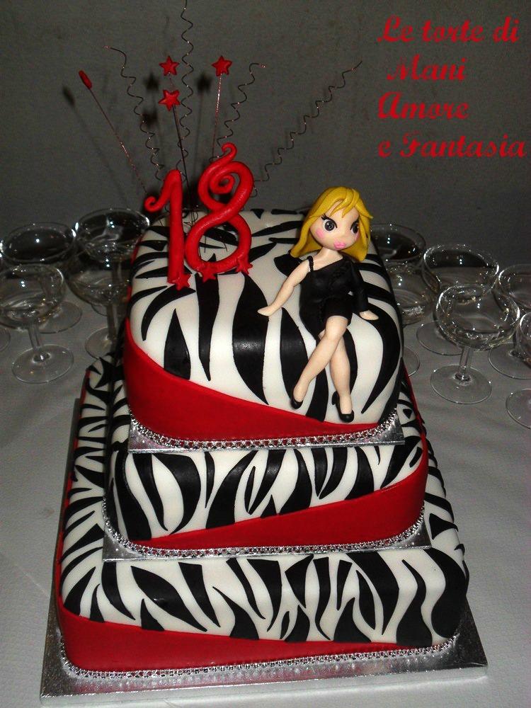 Zebra Cake Light Moule Cm