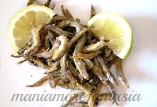 Cicirello fritto, il pesce che si mangia come le patatine