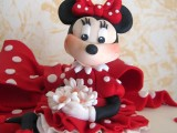 torta decorata minnie