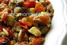 Contorno di verdure croccanti, ricetta light