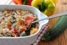 Contorno di verdure croccanti, o secondo leggero, ricetta light