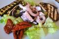 Insalata di polpo e verdure estive, ricetta light