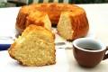 Ciambella semplice e sofficissima a colazione