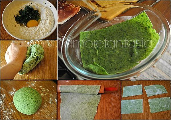 ricetta lasagne verdi fatte in casa