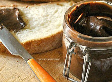 Crema spalmabile alle nocciole, ricetta nutella fatta in casa