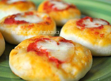 Pizzette per buffet