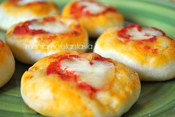 pizzette fingerfood