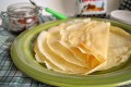 Pastella per crépes dolci