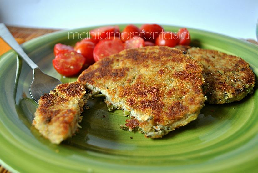 hamburger di patate e asparagi, ricette con asparagi