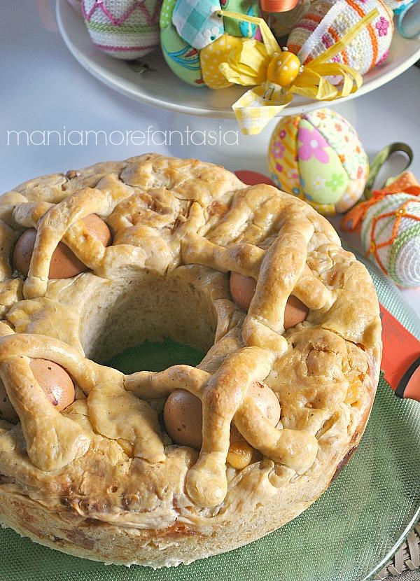 casatiello napoletano, ricette per Pasqua